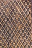 金属生锈的纹理 图库摄影