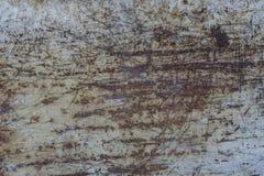 金属生锈的纹理 免版税库存照片