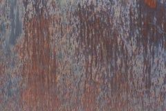 金属生锈的纹理 免版税图库摄影