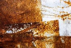 金属生锈的表面 库存图片