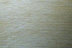 金属的背景 铝正极化的纹理以抓痕 库存照片