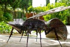 金属的蚂蚁 免版税库存图片