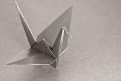 金属的鸟 免版税库存照片