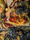 金属矿物石头 图库摄影