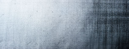 金属纹理横幅 免版税图库摄影