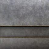 金属纹理 库存例证