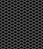 金属网格无缝的模式 库存照片