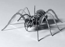 金属蜘蛛 库存图片