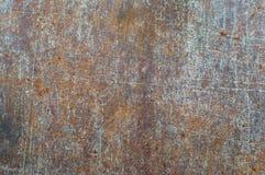 金属表面的纹理 库存图片