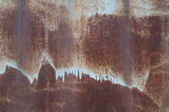金属被腐蚀的纹理背景 库存图片