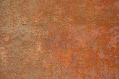 金属被腐蚀的纹理 免版税图库摄影
