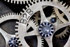 金属轮子概念 免版税图库摄影