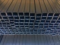 金属配置文件 免版税库存图片