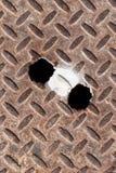 金属金刚石无缝板材的样式和的背景 库存照片