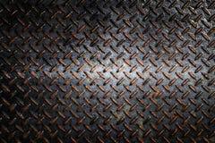 金属金刚石板材背景  免版税库存照片