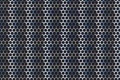 金属钢板背景 免版税库存图片
