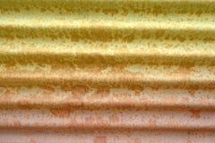 金属铁锈难看的东西纹理背景 免版税库存图片