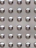 金属铆钉 库存图片