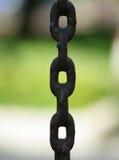 金属链子 库存照片