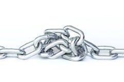 金属链结 库存照片