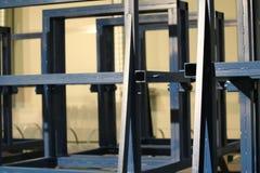 金属结构的各种各样的元素 图库摄影