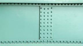 金属建筑铆钉 免版税库存图片