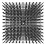 金属建筑 图库摄影