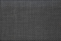 金属滤网的纹理 库存图片