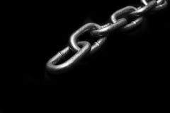 金属Chaine链接 库存照片