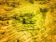 金峡谷 库存图片
