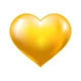 金心脏传染媒介 库存图片