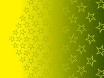 金抽象背景,微粒星 图库摄影