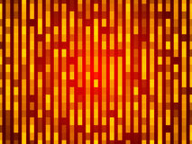 金抽象背景,微粒长方形 免版税库存照片
