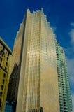 金摩天大楼在多伦多 免版税库存照片
