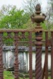 金斯敦公墓 免版税库存照片