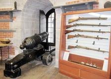 金斯敦Murney塔枪2008年 免版税库存照片
