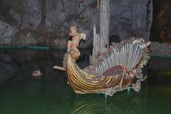 金星洞穴 免版税库存图片