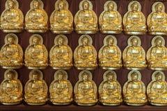 金汉语菩萨的模式 库存图片