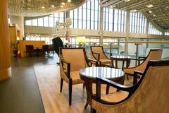 金浦市机场 库存图片
