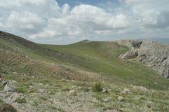 金牛座山 火鸡 峭壁和峡谷 图库摄影