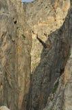 金牛座山 火鸡 峭壁和峡谷 免版税库存图片
