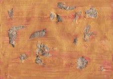 金箔古铜纹理背景 免版税库存图片