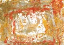 金箔古铜纹理背景 免版税库存照片