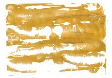 金箔古铜纹理背景 库存照片