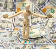 金融市场概念 免版税库存图片