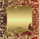 金装饰品 库存图片