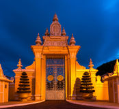 金边柬埔寨2015年8月 免版税图库摄影