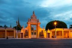 金边柬埔寨2015年8月 图库摄影