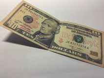 金钱可以是美丽的 免版税库存图片