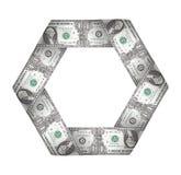 金钱周期 库存图片